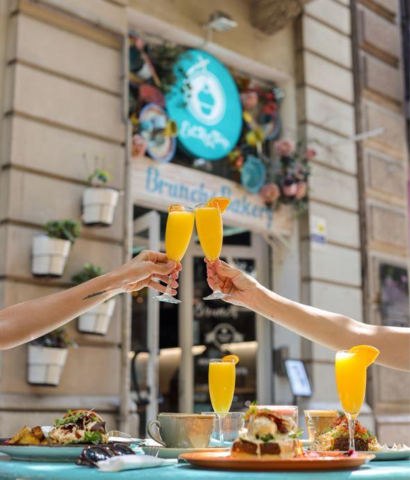 Brunch restaurant in Barcelona-2
