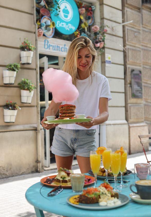 Genia Sukhacheva - founder eatmytrip brunch restaurants